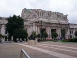 Piazza Duca dAosta w Mediolanie