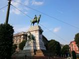 Pomnik Giuseppe Garibaldiego w Mediolanie