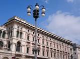 Przy Placu Katedralnym w Mediolanie