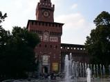 Wieża Filarete Tower w Mediolanie