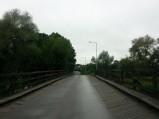 Drewniany most na Wieprzu w Milejowie