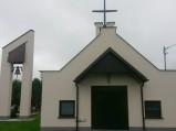 Kaplica na cmentarzu w Milejowie