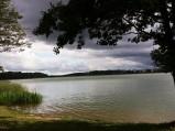 Widok na Jezioro Czos, Mrągowo