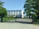 Sala gimnastyczna przy szkole w Mysłowie