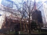 Kościół Świętej Trójcy przy Wall Street w Nowym Jorku