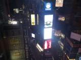 Widok na Times Square, Nowy Jork