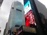 Wieżowce przy Times Square, Nowy Jork