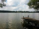 Pomost Jezioro Zyzdrój Wielki, Nowy Zyzdrój