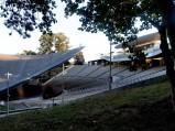 Widownia amfiteatru w Opolu