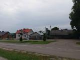 Droga na dworzec PKP w Orchówku