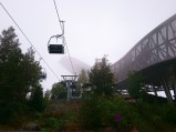 Kolejka na Holmenkollen w Oslo