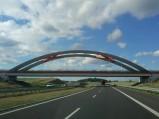 Most nad S7 w Ostródzie