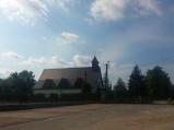 Kościół parafialny p.w. św. Stanisława B. M. w Ostrowie