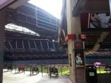 Trybuny stadionu Chase Field w Phoenix
