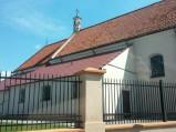 Nawa kościoła w Piątku