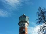 Kopuła wieży ciśnień w Piszu