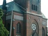 Fasada Kościół Niepokalanego Poczęcia NMP, Pruyszków