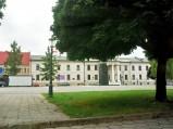 W tle Muzeum, Rynek w Radomiu