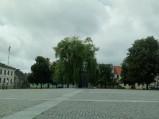 Pomnik na Rynku w Radomiu