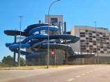 Zjeżdżalnia w Aquaparku w Redzie