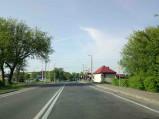 Przejazd kolejowy w Rejowcu Fabrycznym