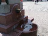 Ujęcie wody, Pomnik Rolanda w Rydze