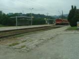 Stacja kolejowa w Rytrze