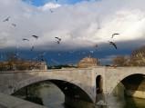 Most, Zamek Świętego Anioła, Rzym