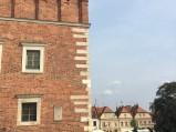 Ściana Ratusza w Sandomierzu