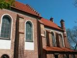 Boczna nawa Kościół Zwiastowania NMP, Serock