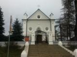 Kościół w Siennicy Różanej