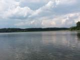 Jezioro Spychowskie w Spychowie