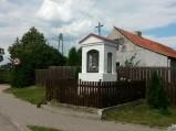 Kapliczka w Spychowie