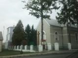 Kościół i dzwonnica w Starej Wsi