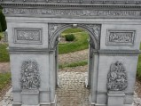 Łuk Triumfalny, Park Miniatur, Strysza Buda
