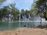 Wodospady Kravica, Studenci