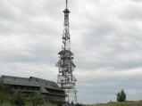 Antena z nadajnikami na Skrzycznem, Szczyrk
