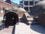 Łaźnie Abanotubani w Tibilisi