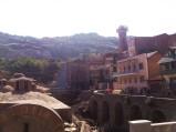 Łaźnie siarkowe w Tibilisi