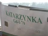 Łódka Katarzynka Gd-179, Toruń