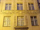 Fasada Kamienicy Pod Gwiazdą w Toruniu