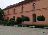 Kościół  Rynek Nowomiejski w Toruniu