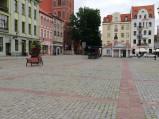 Rynek Nowomiejski w Toruniu