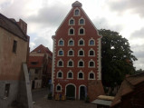 Stary spichrz w Toruniu