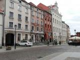 Ulica Żeglarska, Pałac Dąmbskich w Toruniu