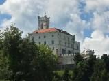 Zamek w Trakošćan