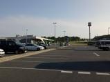 Parking dla samochodów osobowych i stacja Traunfeld