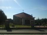 Kaplica na cmentarzu w Tupadłach.