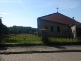 Kaplica na cmentarzu, Tupadły