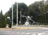 Pomnik 1. Pułku Lotnictwa Myśliwskiego Warszawa